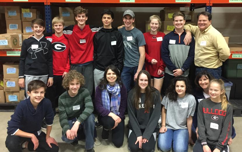 Living Faith Fellowship Youth