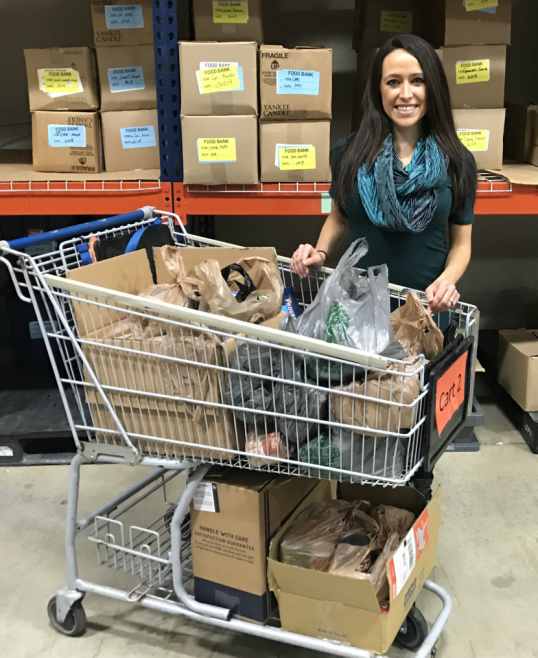 Nourishing Nutrition Consulting Hosts Food Drive