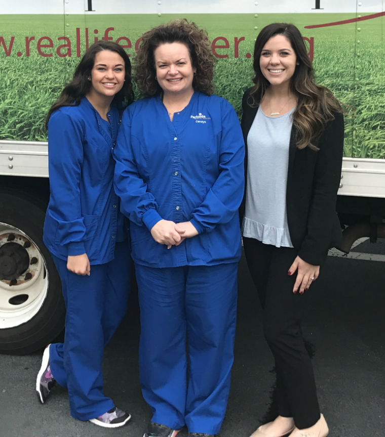Parkside Dental Practice Hosts Food Drive