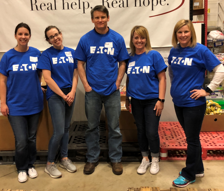 Eaton Marketing Team