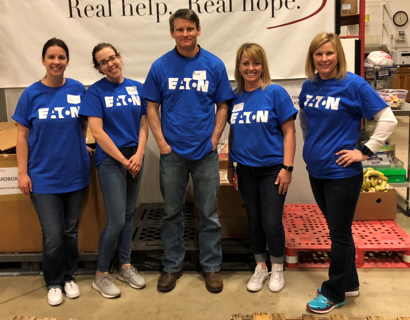 Eaton Marketing Team