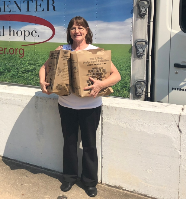 2018 Stamp Out Hunger Food Drive