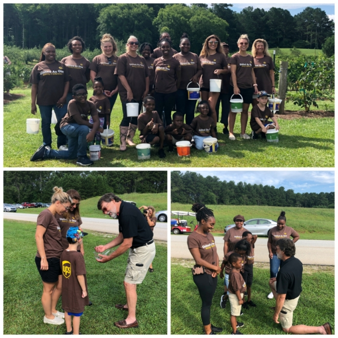 UPS Serves our Community