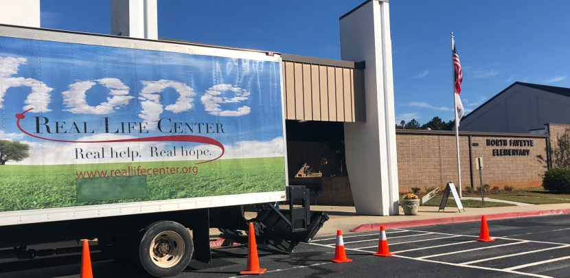 North Fayette Elementary School Fall Food Drive
