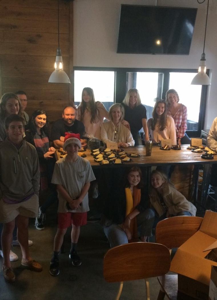 Palmer's Restaurant Cooks Up Kindness
