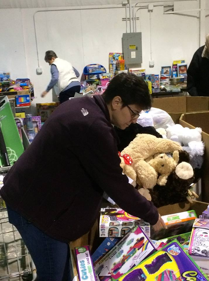 Toys for Tots a Success