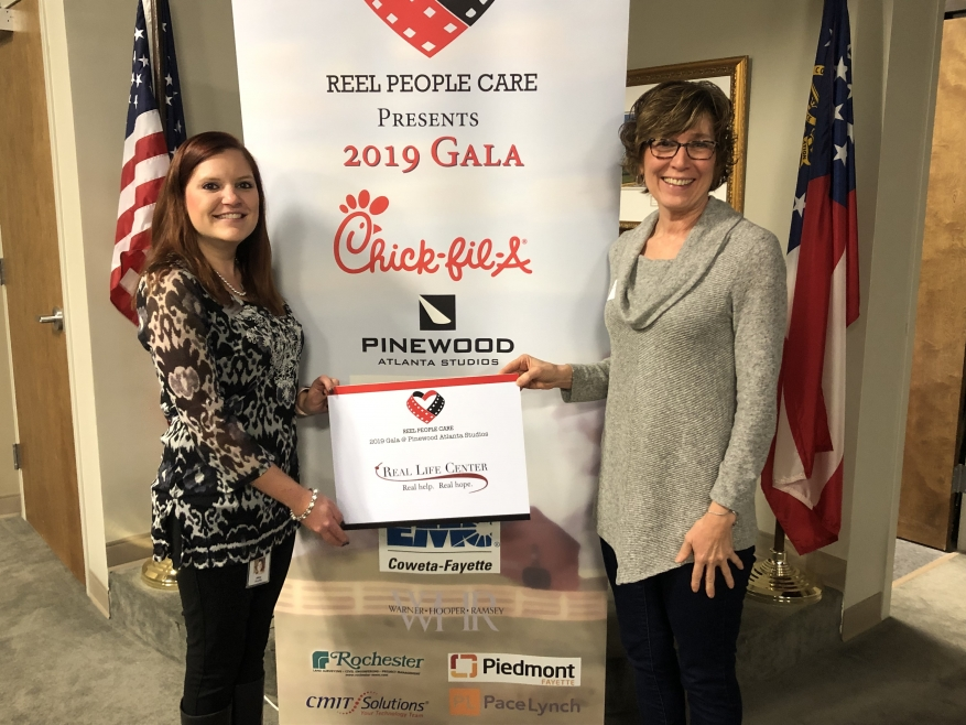 Chick-fil-A and Pinewood Studios Care about our Community