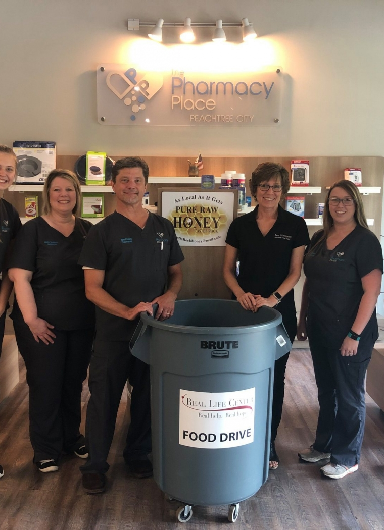 The Pharmacy Place Takes Action to Make a Difference