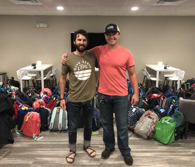 Southside Church Makes a Huge Impact on Back to School in our Community