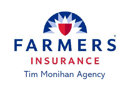 Tim Monihan Farmers Insurance is a Silver Sponsor!