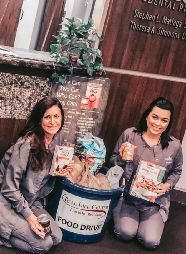 One Can. Two Can. Who Can?  Parkside Dental Can!