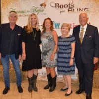 Jeff Warlick, Judy Yelton, Donna Littleton, Bob and Alice Reeves
