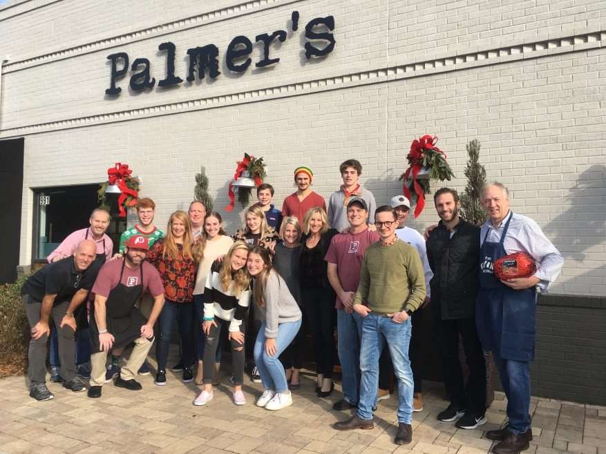 Palmer's Restaurant Provides a Very Special Meal!