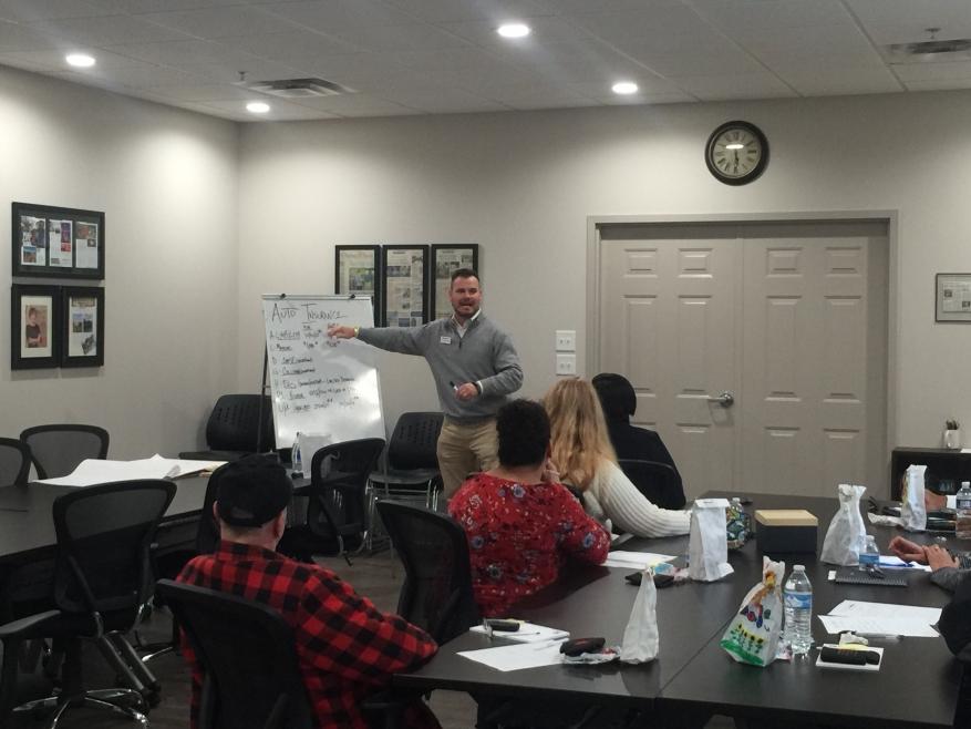 Clay Van Meter Shares his Expertise