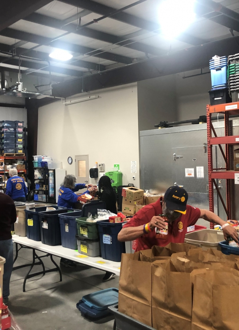 Fayette Daybreak Rotary Club serves our community